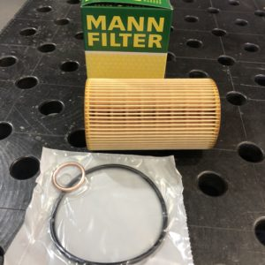 Oil Filter Twin