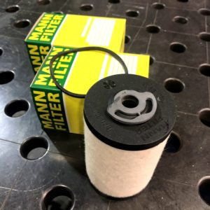 Fuel Filter Twin Pack