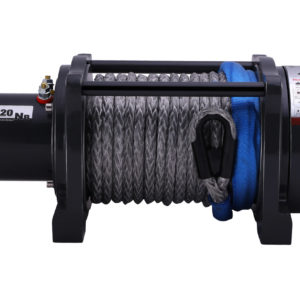 Winch - RUNVA EWB20000 Premium 24V with SYNTHETIC Rope