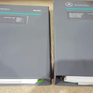 Workshop Manual 435113 OM352A Engine (Two Folders, Volume 2)